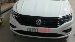 2018 VW Jetta exposed in new spyshots