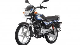 Bajaj CT100 Electric Start variant launched with bigger engine