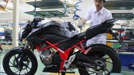 Honda CB150R StreetFire range in Indonesia gains new colours