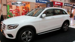 Mercedes GLC Celebration Edition - In 7 Live Images