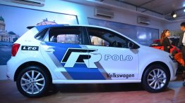 VW Polo GT TSI 'R' edition showcased at Nepal Auto Show 2017