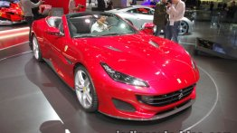 Ferrari Portofino showcased at IAA 2017 - Live [Gallery Update]