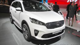 2018 Kia Sorento GT Line showcased at IAA 2017 - Live