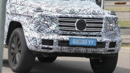 2018 Mercedes G-Class (W464) to debut at NAIAS 2018 - Report