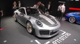 2018 Porsche 911 GT2 RS (991.2) showcased at IAA 2017 - Live