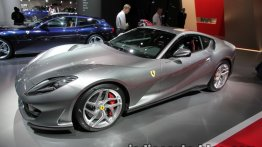 Ferrari 812 Superfast showcased at IAA 2017 - Live
