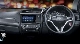 Honda BR-V now gets City's 17.7 cm Digipad touchscreen AVN system