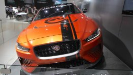 Jaguar XE SV Project 8 showcased at the IAA 2017 - Live