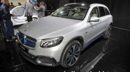 Mercedes-Benz GLC F-Cell showcased at IAA 2017 - Live