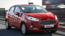 Old Ford Fiesta getting a second facelift to live on in LATAM - Report