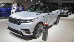 Range Rover Velar & Range Rover Velar First Edition showcased at IAA 2017 - Live