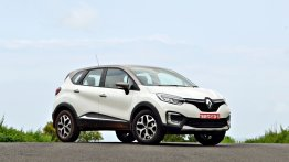 Renault Captur's stock clearance discount increases to INR 2 lakh - Report