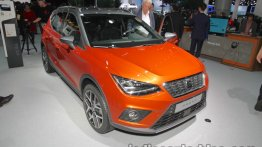 SEAT Arona showcased at IAA 2017 - Live