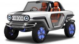 Suzuki e-Survivor concept revealed ahead of 2017 Tokyo Motor Show