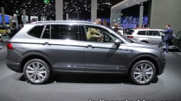 VW Tiguan Allspace to be launched in India this year - Report