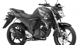 Yamaha FZ-S FI, Yamaha Saluto RX & Yamaha Ray ZR get Dark Night colour variant