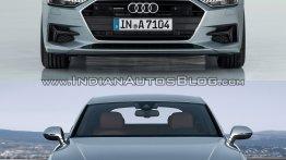 2018 Audi A7 Sportback vs. 2014 Audi A7 Sportback - Old vs. New