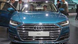2018 Audi A8 & 2018 Audi A8 L at 2017 Tokyo Motor Show - Live
