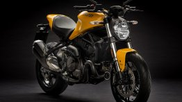 2018 Ducati Monster 821 launched at INR 9.51 lakhs