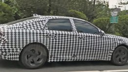Tenth-gen 2018 Honda Accord spied testing in China
