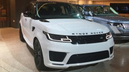 2018 Range Rover Sport - in 5 live images