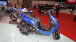 Suzuki India to launch a sporty 125cc scooter in 2 months - Report