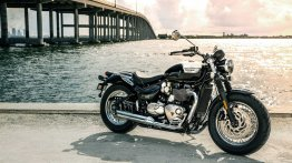 BS6 Triumph Bonneville Speedmaster launched, priced at INR 11.33 lakh