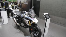 BMW G 310 GS at the 2017 Tokyo Motor Show - Live