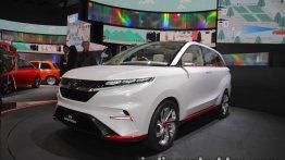 Daihatsu DN Multisix concept at the 2017 Tokyo Motor Show - Live