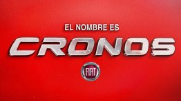 'Fiat Cronos' sedan (Fiat Linea successor) announced in Argentina