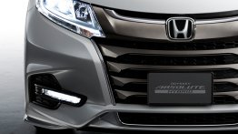 JDM-spec 2018 Honda Odyssey (facelift) revealed ahead of Tokyo Motor Show debut
