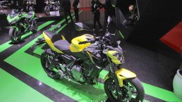 Kawasaki Z650 at the 2017 Tokyo Motor Show - Live