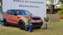 2017 Land Rover Discovery launched in India at INR 71.38 lakhs