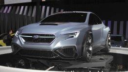 Subaru Viziv Performance Concept at 2017 Tokyo Motor Show - Live