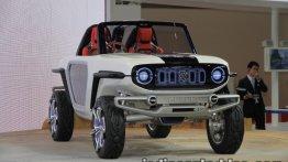 MSIL to showcase Suzuki e-Survivor concept at Auto Expo 2018