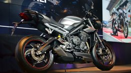 2020 Triumph Street Triple under development - Report