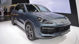 2018 Porsche Cayenne Turbo priced in India from INR 1.98 crore, bookings now open