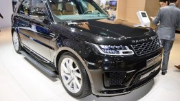 Range Rover Sport 2.0L petrol launched, priced from INR 86.71 lakh