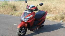 Honda Grazia crosses the 2 lakh sales milestone