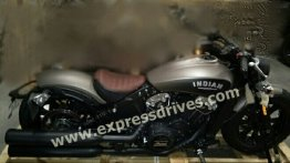 Indian Scout Bobber spied; launch on November 24