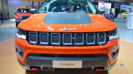 Jeep Compass Trailhawk Indian launch pegged at H1 2019