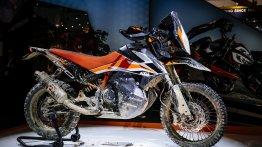 KTM 790 Adventure R prototype unveiled at 2017 EICMA show