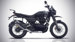 No, the Royal Enfield Himalayan 650 won't be launched before April 2020