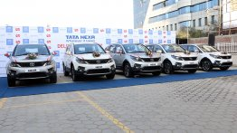 Tata Hexa launched in Nepal at NPR 77.95 lakhs