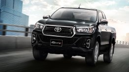 2018 Toyota Hilux Revo (facelift) unveiled in Thailand