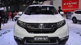 Honda CR-V India pre-launch media activities to begin next month