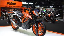 KTM 390 Duke sales tumble 10 months YoY in 2018