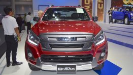 Isuzu considering a premium variant of the next-gen D-Max - Report