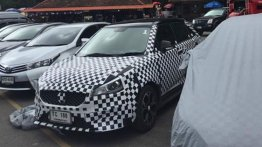 2018 MG 3 (facelift) spied in Thailand ahead of launch next year
