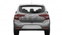 2018 Renault Sandero patent images reveal updated exterior